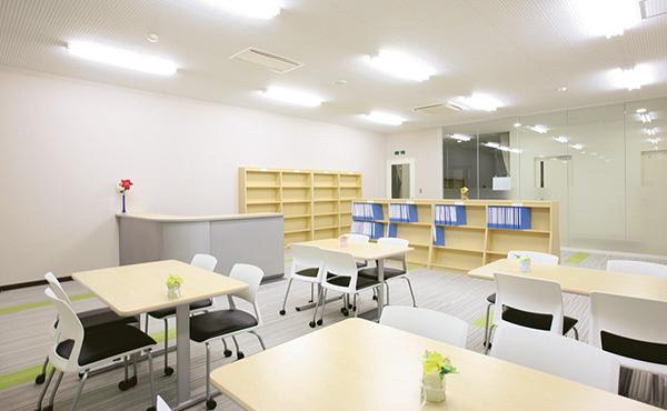 キャリアセンター(就職資料室)