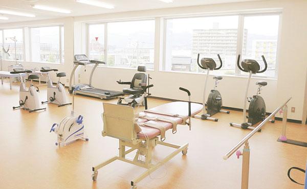 運動生理学実習室