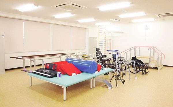 レクリエーション実習室